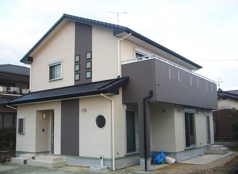 新築事例K様邸