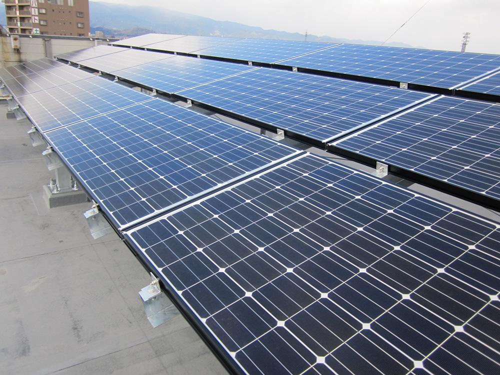 ソーラー発電所