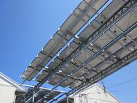 ソーラーパネル設置例1
