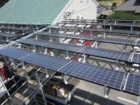 ソーラーパネル設置例2