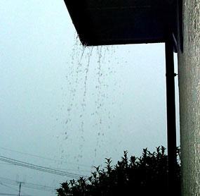 目立たなくても住まいを守る大切な部分、それが「雨とい」です。
